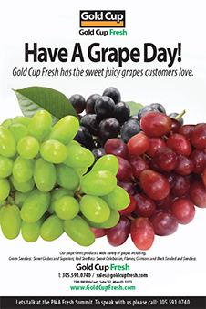 Grapes ad